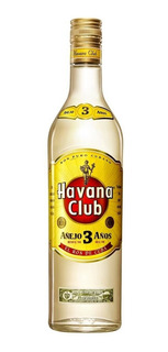 Havana Club Rum 3 Anos Cubano - 750ml