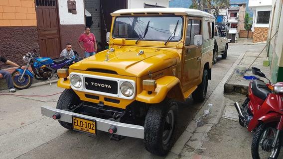 Toyota Fj Toyota Fj 43l