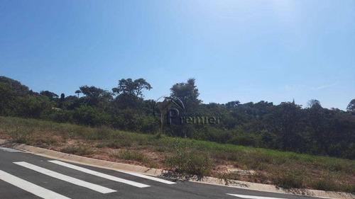 Imagem 1 de 5 de Terreno À Venda, 446 M² Por R$ 475.000,00 - Condomínio Gran Reserve - Indaiatuba/sp - Te0738