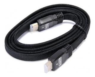 Cable Hdmi 1,8 Metros Reforzado Mallado