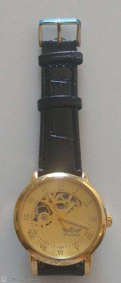 Relógio Winner Clássico Luxo Sport