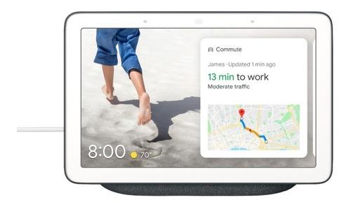 Google Nest Hub Pantalla Asistente Inteligente Refabricado