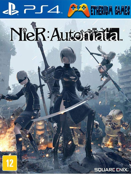 Nier - Automata - Original 1 - Ps4