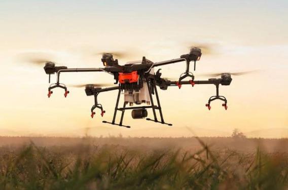 Drone Dji Pulverização T16+ 1 Carrgador + 4 Baterias