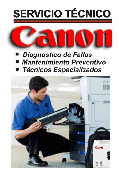 Servicio Técnico Especializado Para Fotocopiadoras Canon