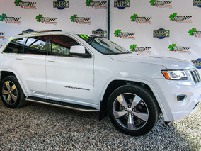 Jeep Grand Cherokee 2014 Blanca Clean Carfax
