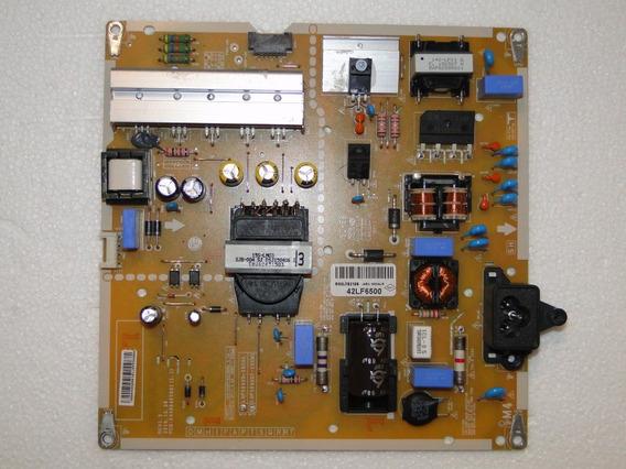 Fonte De Alimentação Lg 42lf6500 Eax66465001 (usado)