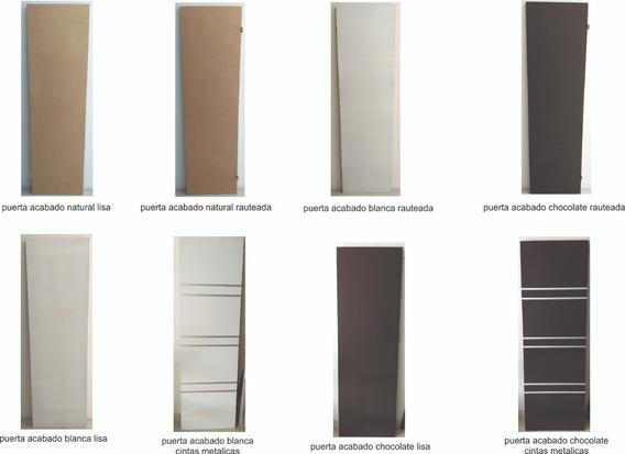 Puertas Prefabricadas En Madera