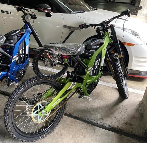 Moto-cicleta Eléctrica Sur Ron Light Bee X Americana