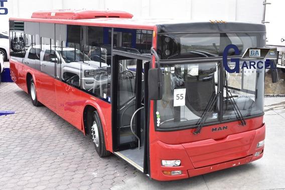 Autobus Man Operbus Common Rail 2012 Con Menos De 1,000km