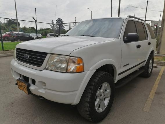 Ford Explorer Xlt Automática 2005