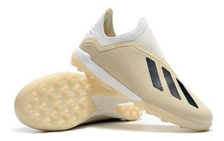 Zapatillas adidas X Tango 18+ Tf39-45