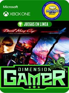 Devil May Cry Hd Collection - Xbox One Modo Local + En Linea