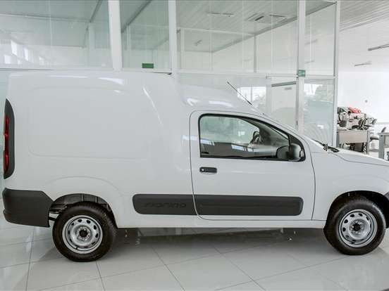 Fiat Fiorino 1.4 Mpi Furgão Hard Working 2019