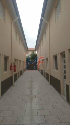 Imagem 1 de 12 de Ref 12.419 Excelente Apartamento Em Cond. Fechado No Bairro Jardim Miriam Na Zona Leste, Com 2 Dorms, 1 Vaga Coberta, 52 M² Útil E Lazer. - 12419