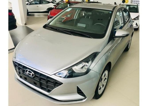 Imagem 1 de 6 de Hyundai Hb20 Vision 2021 Carro Para Motorista Aplicativo