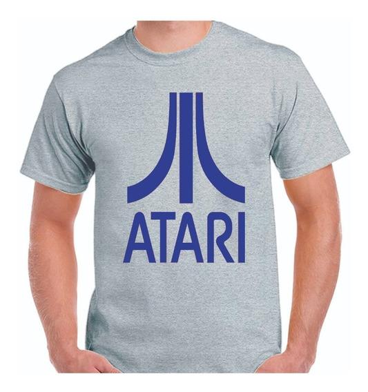 Remera Atari Video Juegos Retro Vintage