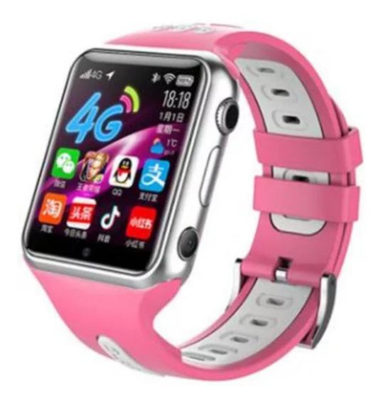 Reloj Smartwatch 4g Cámara Sim Gps
