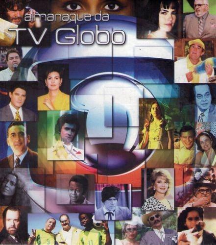 Almanaque Da Tv Globo Maior, Marcel Sout