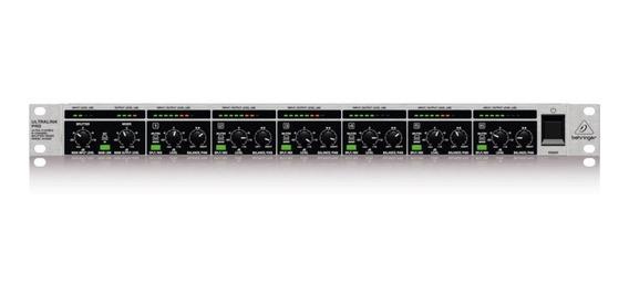 Mixer Ultralink Pro 110v Mx882 Behringer Nfe