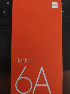 Xiaomi Redmi 6a Dorado Original Caja Cargador