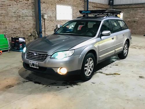 Subaru Outback 2.5 Un 5mt Sawd 165cv 2007