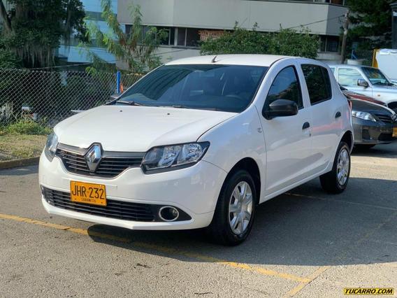 Renault Sandero Auntentique Mt 1600