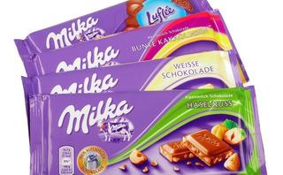 Milka Chocolate Alemán