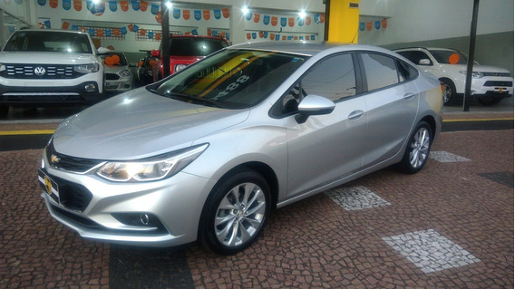 Gm Cruze Sedan Lt 1.4 Turbo 2018 Impecavel