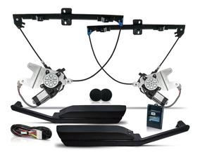 Kit De Vidro Eletrico Uno Mille 2011 2 Portas Sensorizado
