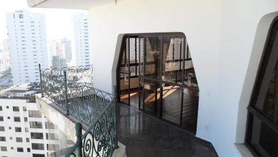 Apartamento Para Locação Em São Paulo, Real Parque - Apl165