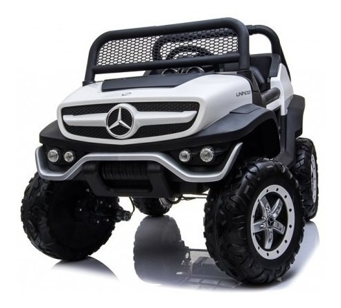 Mercedes-benz Unimog Carrinho Elétrico