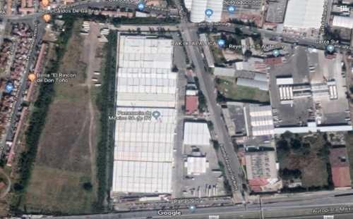 Terreno Y Nave Industrial En Venta Ixtapaluca Estado De México