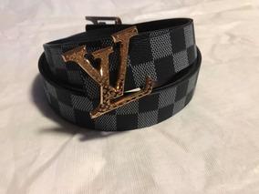 Cinturon Louis Vuitton Unisex 110 Cm Cod 5