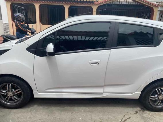 Chevrolet Spark Gt Blanco Galaxia