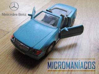 Mercedes-benz 500sl Maisto - 5x Sem Juros