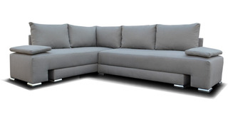 Sala Esquinera Inova Sillon Futon Sofa Cama Convertible