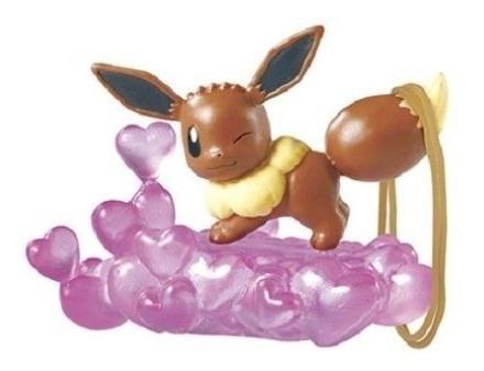Pokemon Figura Original Rement Eevee Desktop