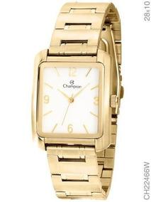 Relógio Champion Feminino Nt Ch22466w Original