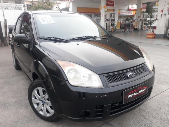 Fiesta Sedan 1.6 Trend Flex 2008 Completo - Super Novo