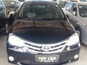 Toyota Etios 1.5 Platinum Sedan 16v Flex 4p Manual