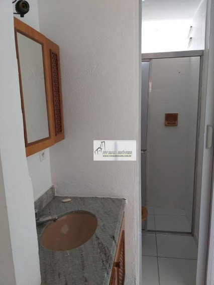 Apartamento Com 2 Dormitórios Para Alugar, 48 M² Por R$ 650,00/mês - Central Parque Sorocaba - Sorocaba/sp - Ap1039