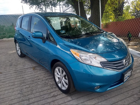 Nissan Note 1.6 Note Advance Mt 2014