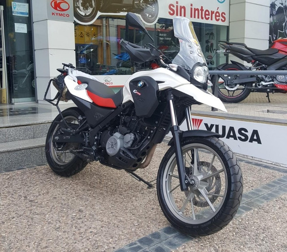 Bmw G 650 Gs - Isafranco