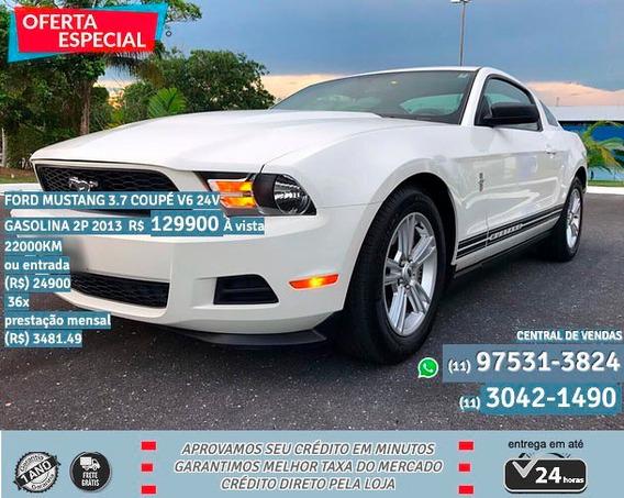 Ford Mustang 3.7 Coupé V6 24v 2p