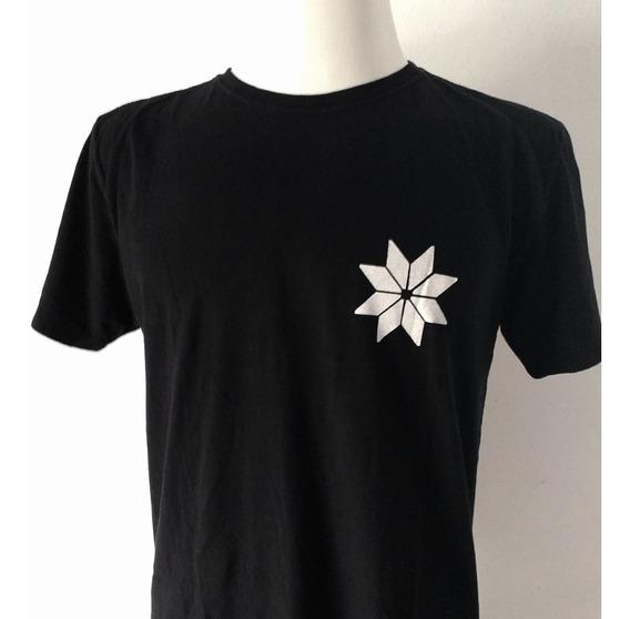 Camiseta Masculina Em 100% Algodão - Original