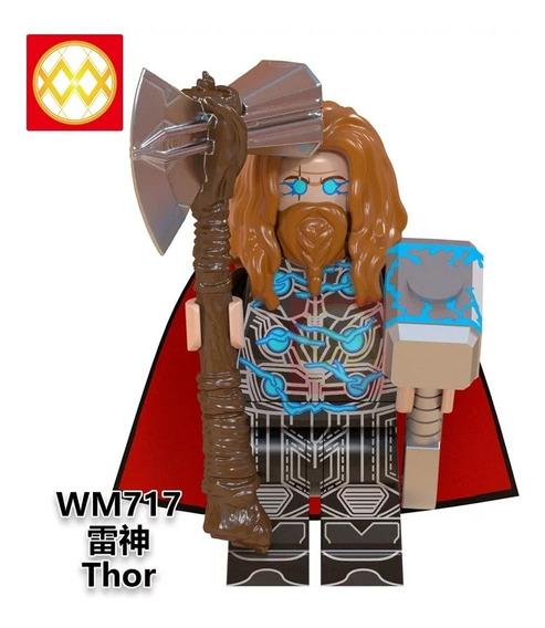 Lego Compatible Thor Con Stormbreaker Endgame 1