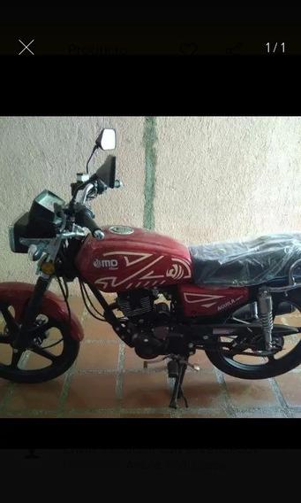 Moto 0 Klm Md Águila 150