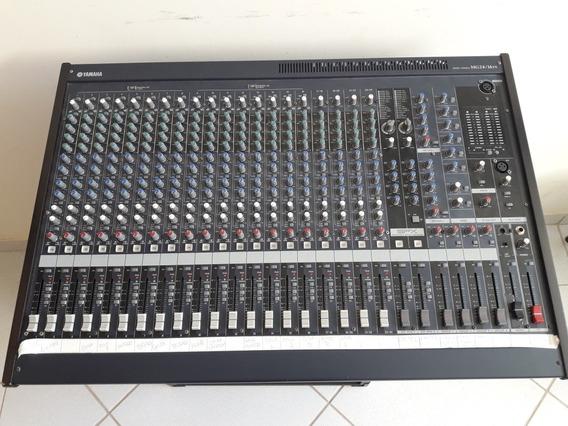 Mesa De Som Yamaha Mg24 14fx