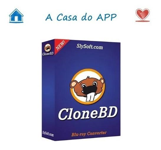 Slysoft Clonebd 1.2.4 Copie Bluray 50gb Pra 25gb Super Facil